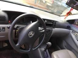 Corolla XEI 1.8- Automático - 2003