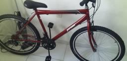 Vendo uma bicicleta da marca vision