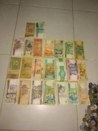 Dinheiro e moedas antigas