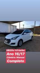 Hyundai HB20s 1.0 turbo - 2017