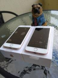 IPhone 7 32 GB Novo Rose ou Gold parcelo em 12x