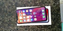 IPhone X 64gb preto completo