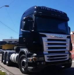 Scania R420 Higline 2010