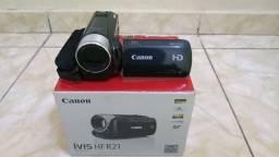 Vendo Filmadora Canon com Zoom Óptico de 28x