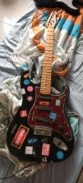 Troco essa guita de luthier