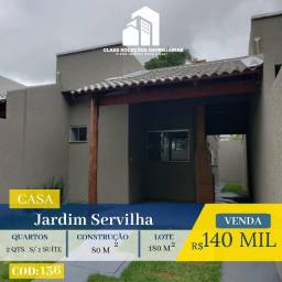 Casa De 2 Quartos - Jardim Sevilla - Senador Canedo
