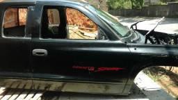 Cabine de Dodge Dakota 2000
