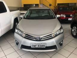 Toyota corolla Xei 2.0 aut . Flex ano 2015
