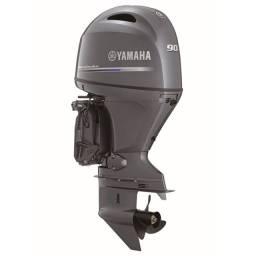 Motor yamaha 90hp 4 tempos novo