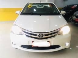 Toyota Etios 1.5 Platiun Sedan c/ Gnv _ entrada apartir 9.500 + mensais 549,00