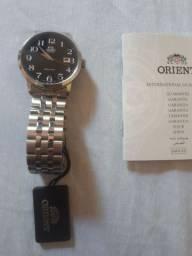 Relógio Orient Symphony Elegant 21 Rubis Automático Masculino
