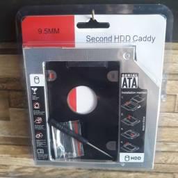 Caddy 9.5 mm