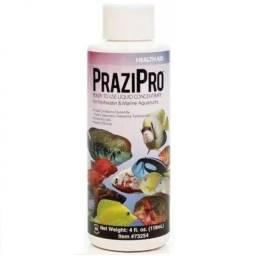 Prazipro 29ml (lacrado) Vermifugo Para Peixes