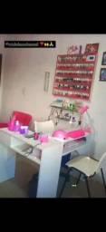 Manicure profissional em alongamentos e Simples