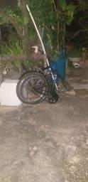 Bike Dobrável vendo ou troco
