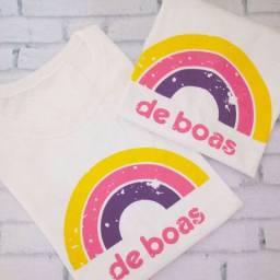 Camisetas com lindas Estampas