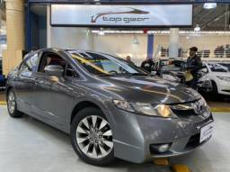Título do anúncio: Civic 1.8 LXL 16V Mecânico 2011 - Apenas 73.000 KM!