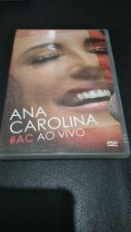 DVD Ana Carolina NOVO