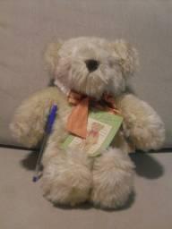 Ursinho de pelúcia teddy bear japonês