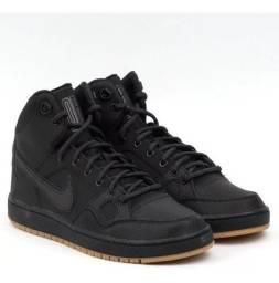 Tênis Nike Son of Force Mid Winter Preto Original