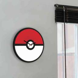 Relógio de parede Pokémon