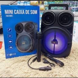 Mini caixa inova