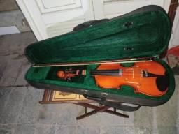 Título do anúncio: Violino infantil 4/4 Michael