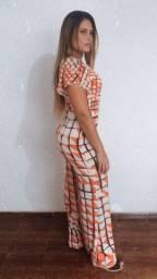 Macacão Morena Rosa