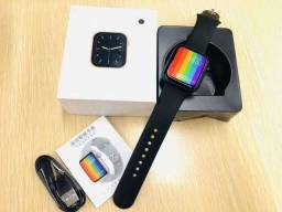 Smartwatch IWO W46 44mm ( Foto na tela / Tela Infinita )