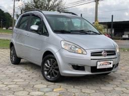 Fiat Ideia Attactive 1.4 Baixo Km! Completo!