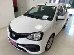 Toyota Etios X 1.3 Flex 16v - 2019/2020 - único dono!