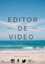 Editor de vídeo /YouTube