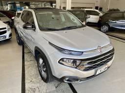 FIAT TORO 2.0 TURBO DIESEL VOLCANO 4WD AUTOMÁTICO 2019 SERIE ESPECIAL COM TETO SOLAR