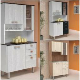 Armário de cozinha novo entrega grátis promoção 380