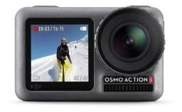 Título do anúncio: Câmera Sportiva Dji Osmo Action 4k Ac001 Gray