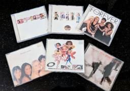 Spice Girls! CDs + Singles c/ Preço Especial. Confira!
