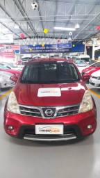 Título do anúncio: Nissan Livina SL 1.8 2012 AT