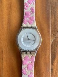 Relógio swatch skin
