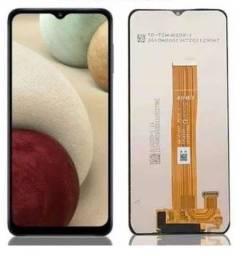 Tela Display Original para Samsung A12 A125 - Instalação Expressa em 30 minutinhos!