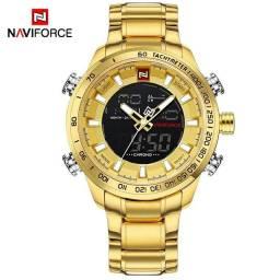 Relógio Naviforce Alta qualidade com garantia