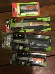 Vários modelos de caniveteee 35$ cada