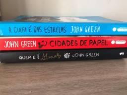 Coleção John Green - 3 livros