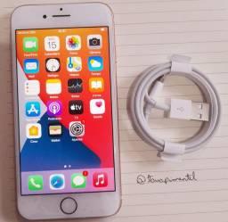 Iphone 8 64gb Dourado Gold mais novo do OLX