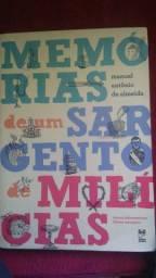 Livro Memorias De Um Sargento De Milicias Quase Novo