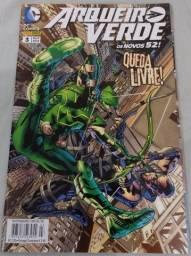 HQ - Arqueiro Verde - Os Novos 52! Volume 3