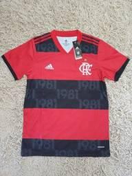 Título do anúncio: Camisa do Flamengo I 2021
