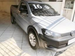 Título do anúncio: Volkswagen Saveiro  1.6 Startline CS (Flex) FLEX MANUAL