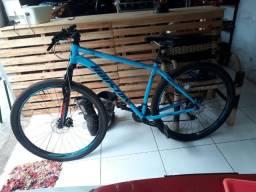 Vendo bicicleta novissima em perfeito eatado