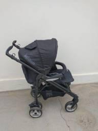 Carrinho de Bebê e Bebê Conforto Perugia Infanti