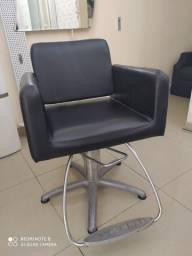 Cadeiras para salão de beleza
